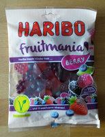 Fruitmania Berry - Produkt - de