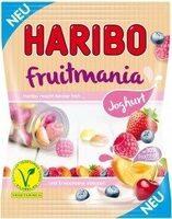 Haribo Fruitmania Joghurt - Produkt - de