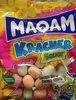 Maoam Kracher sauer - Produit
