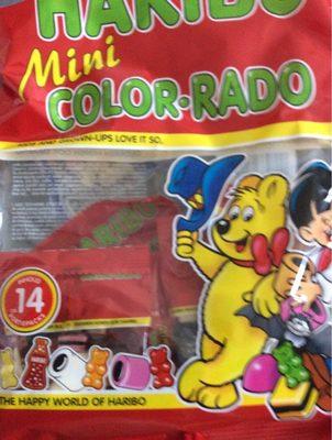 Mini Color-Rado - Produit - fr