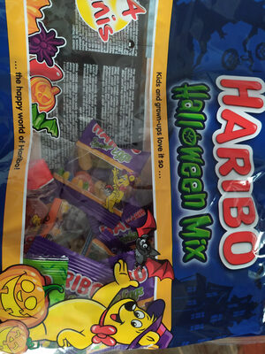 Haribo Halloween Mix - Produit - en