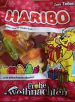 Haribo Frohe Weihnachten - Produkt