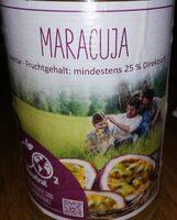 Maracujasaft - Produit - en