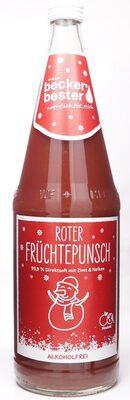 Roter Früchtepunsch - Produkt - de