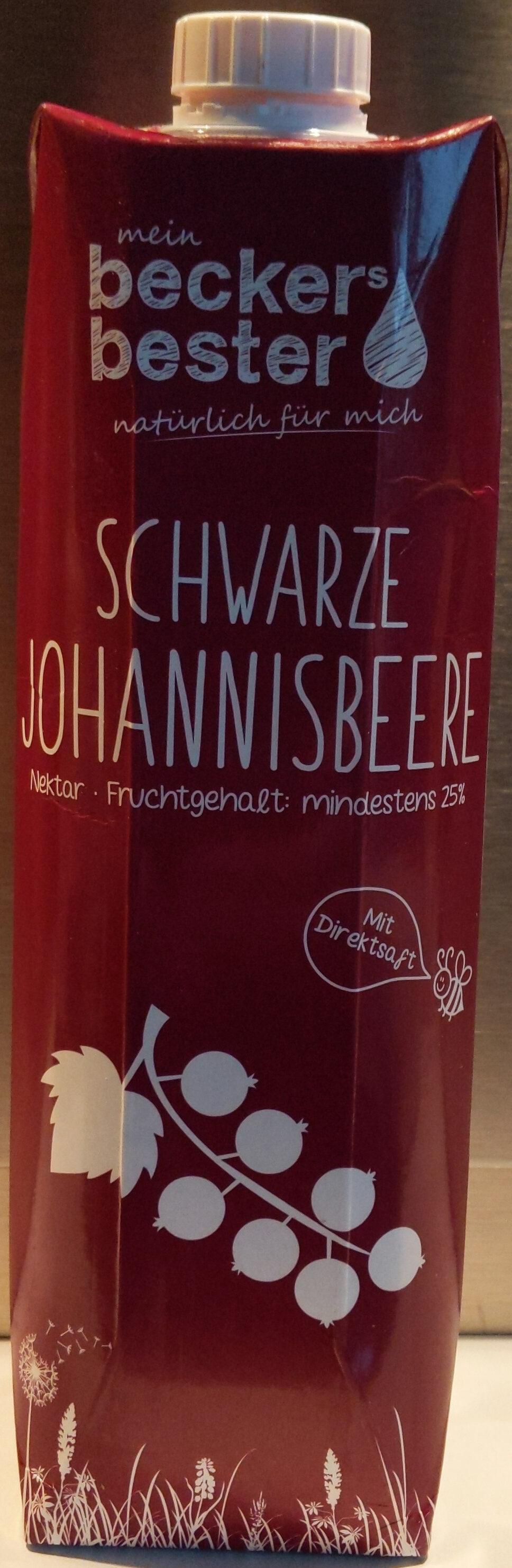 Schwarze Johannisbeere - Product