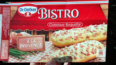 Bistro Baguette Provence - Producto