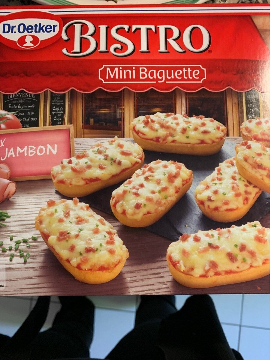 Mini Baguette - Product
