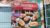 Bistro Mini Baguette Spéciale - Product