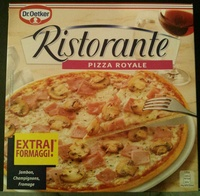 Dr. Oetker Ristorante Pizza Royale Extra Formaggi ! - Product
