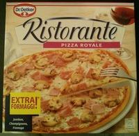 Ristorante Pizza royale - Product - fr