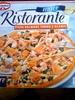 Ristorante Pizza salmone tonno e scampi - Product