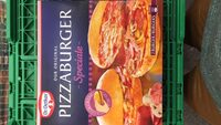 Pizzaburger Speciale - Product