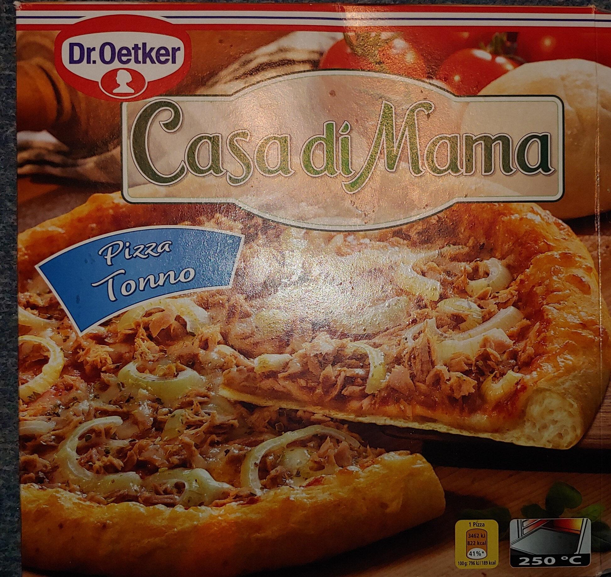 pizza tonno casa di mama - Product