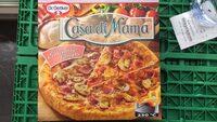 Dr. oetker Pizza Casa Di Mamma Prosciutto-funghi - Product - fr