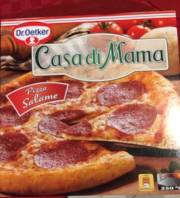 Salame pizza con salami - Product - fr