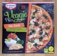 Veggie Pizza Die Zarte - Product