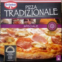 Dr. Oetker Pizza Tradizionale Speciale - Product