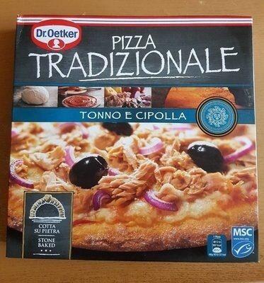 Pizza Tradizionale Tonno E Cipolla - Prodotto - de