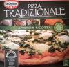 Dr. Oetker Pizza Tradizionale Spinaci e ricotta - Product