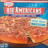 Pizza Big Americans Tuna Melt - Product