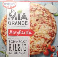 La Mia Grande Margherita - Product