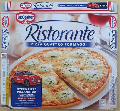 Ristorante Pizza Quattro Formaggi - Produit - hu