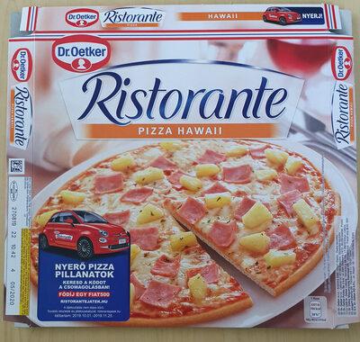Ristorante Pizza Hawaii - Produit