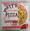 Pizza beetroot base - Producto