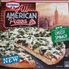All american Pizza Cheesy Spinach - Prodotto