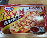 Barbacoa baguettes - Producte - es