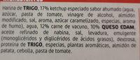 Barbacoa baguettes - Ingredients - es