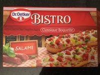 Bistro Classique Baguette Salami - Product - de