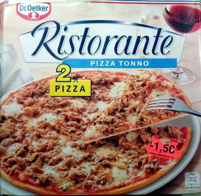 ristorante pizza tonno dr oetker 2 355 g 710 g. Black Bedroom Furniture Sets. Home Design Ideas