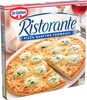 Pizza quattro formaggi - Προϊόν