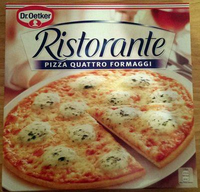 Pizza Ristorante Quattro Formaggi - Produit
