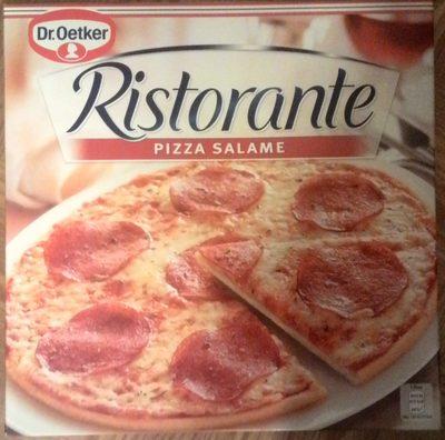 Dr. Oetker Ristorante Pizza Salame - Product - sv
