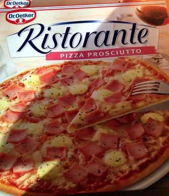 Pizza prosciutto - Produkt - de
