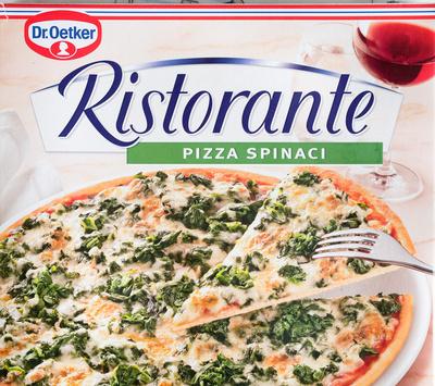 Ristorante Pizza Spinaci - Produkt - de