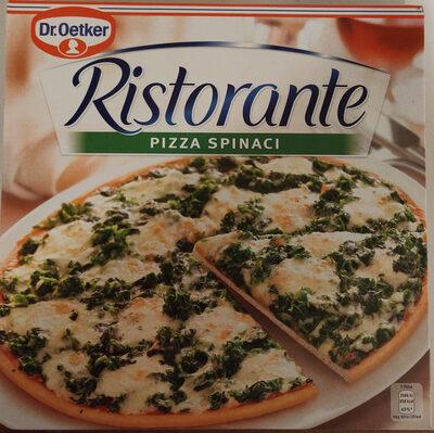 Ristorante - Pizza Spinaci - Product - en