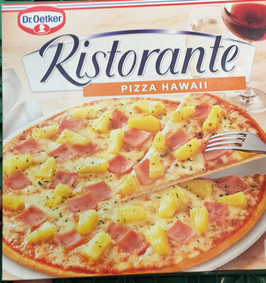 Ristorante: Pizza Hawaii - Product