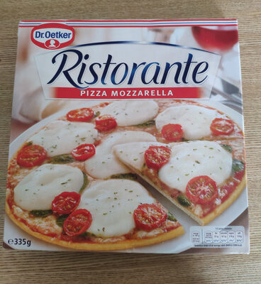 Ristorante Pizza Mozzarella - Продукт - en