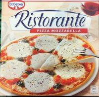 Ristorante Pizza Mozarella - Product