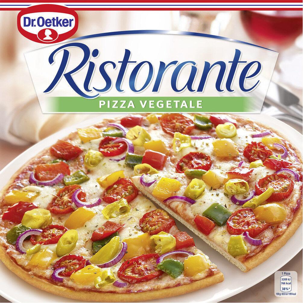 Pizza Végétale - Tuote - fr