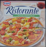 Ristorante: Pizza vegetale - Product - fr