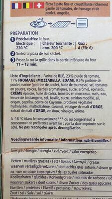 Pizza Pollo - 26
