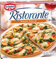 Pizza de pollo - Produkt - fr
