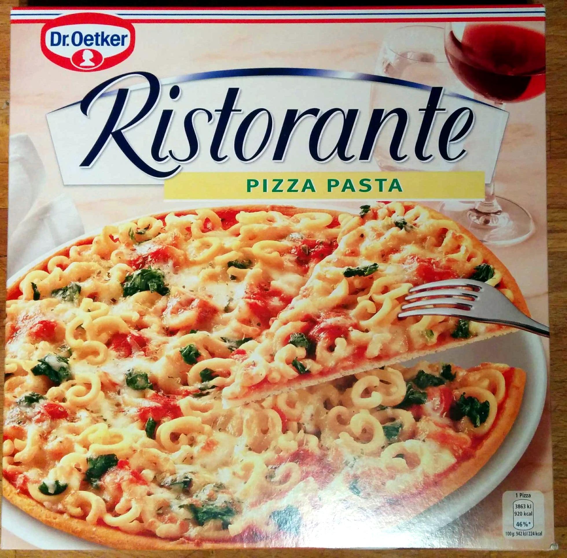 Ristorante Pizza Pasta - Product