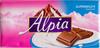 Alpia Alpenmilch Schokolade - Produit