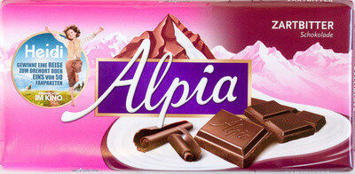 Alpia Zartbitter - Produkt - de
