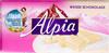 Aplia weiße Schokolade - Produkt